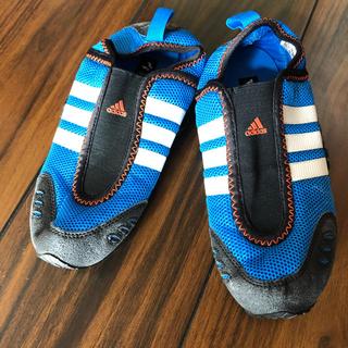 アディダス(adidas)のアディダス ウォーターシューズ 20cm(マリン/スイミング)