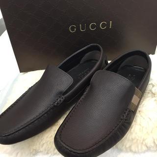 グッチ(Gucci)の☆新品☆GUCCI ドライビングシューズ 約26cm(その他)