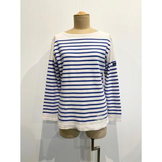 アルモーリュックス(Armorlux)のヴィンテージ  マリンボーダー Tシャツ(Tシャツ(長袖/七分))