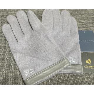 BURBERRY - 【新品】バーバリーロンドン カシミア手袋
