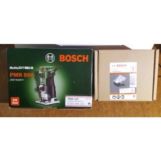 ボッシュ(BOSCH)のBOSCH(ボッシュ) パワートリマー PMR500 専用角度ベースセット(工具)