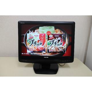 トウシバ(東芝)の【送料無料】東芝REGZA 19A3500 液晶テレビTO763(テレビ)