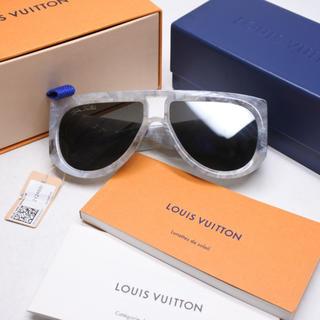 ルイヴィトン(LOUIS VUITTON)のLouis Vuitton ルイヴィトン サングラス シェルビー  Z1248E(サングラス/メガネ)