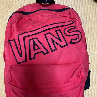 ヴァンズ(VANS)のvans リュックサック!!(リュック/バックパック)