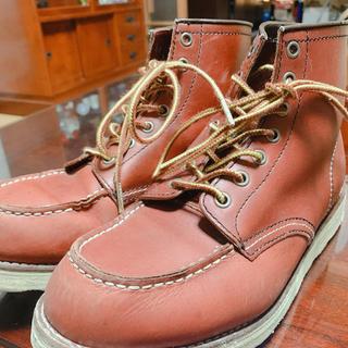 ポロラルフローレン(POLO RALPH LAUREN)の革靴(ブーツ)