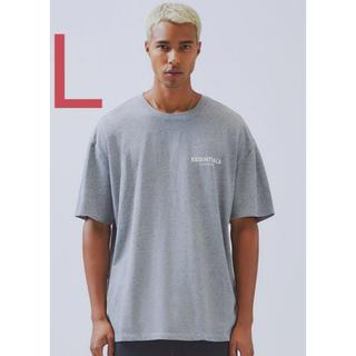 フィアオブゴッド(FEAR OF GOD)のESSENTIALS Tシャツ L(Tシャツ/カットソー(半袖/袖なし))