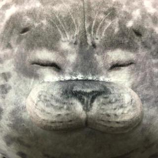 フェリシモ(FELISSIMO)の海遊館のユキちゃんクッション(ぬいぐるみ)