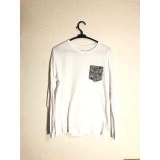 クイックシルバー(QUIKSILVER)のQuiksilver ロンT(Tシャツ/カットソー(七分/長袖))