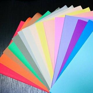 9色お好きな画用紙選べます 60枚~100枚(型紙/パターン)