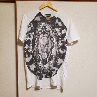 アレキサンダーマックイーン(Alexander McQueen)の Tシャツ 2014ss マックイーン(Tシャツ/カットソー(半袖/袖なし))