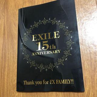 エグザイル トライブ(EXILE TRIBE)のEXILE 15th記念 フォトブック、ポストカード(ミュージシャン)