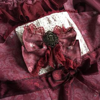 アリスアンドザパイレーツ(ALICE and the PIRATES)のALICE and the PIRATES 薔薇の葬列宵闇に咲くアリア バレッタ(バレッタ/ヘアクリップ)