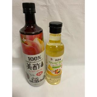 コストコ(コストコ)のコストコ 美酢 ミチョ お酢セット(調味料)