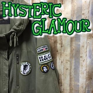ヒステリックグラマー(HYSTERIC GLAMOUR)のヒステリックグラマー  上着  ジャンバー  モッズコート(ブルゾン)