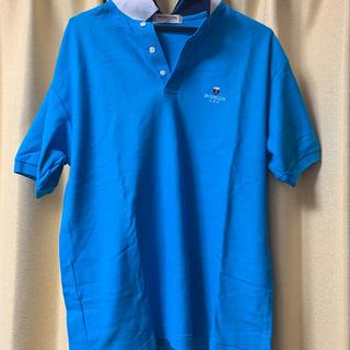 マックレガー(McGREGOR)のMcGREGOR 水色 ポロシャツ(ポロシャツ)