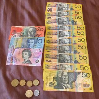 オーストラリア  ドル(貨幣)