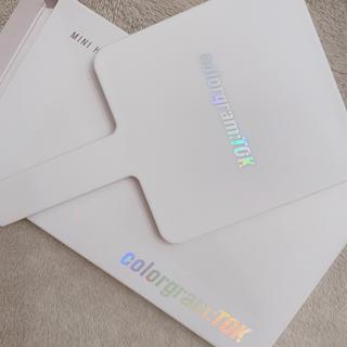 エイチケーティーフォーティーエイト(HKT48)のcolorgram TOK 手鏡ハンドミラー IZ*ONE アイズワン KCON(アイドルグッズ)