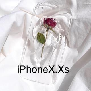 rose iPhone case【iPhoneX.Xs】(スマホケース)