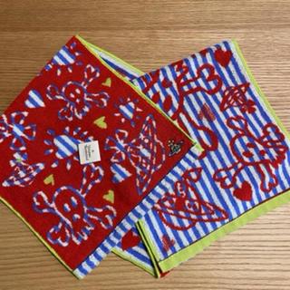 ヴィヴィアンウエストウッド(Vivienne Westwood)のヴィヴィアンウエストウッド フェイスタオル(タオル/バス用品)