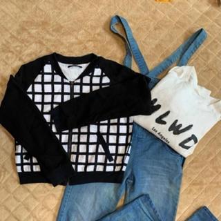 ワンウェイ(one*way)の3点セット(Tシャツ(長袖/七分))
