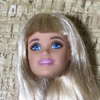 バービー(Barbie)のバービー   ヘッド(ぬいぐるみ/人形)