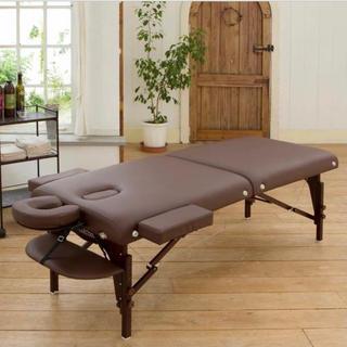 【ton様専用】エステ 整体 折り畳みベッド /smartcollection(簡易ベッド/折りたたみベッド)