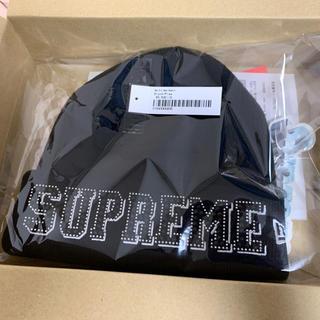 シュプリーム(Supreme)のsupreme20ss newera games beanie black(ニット帽/ビーニー)