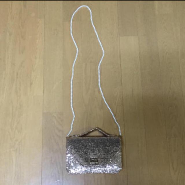 Ungrid(アングリッド)のUngrid パーティーバッグ レディースのバッグ(ショルダーバッグ)の商品写真