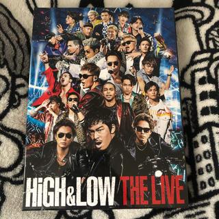 エグザイル トライブ(EXILE TRIBE)のHIGH&LOW THE LIVE (ミュージック)