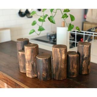 アクタス(ACTUS)のACTUSで購入🎄スタンド足隠し用木材(インテリア雑貨)