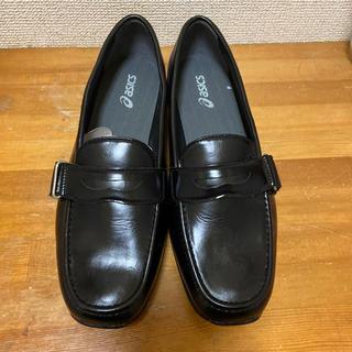 アシックス(asics)のアシックス 学生ローファー(ローファー/革靴)