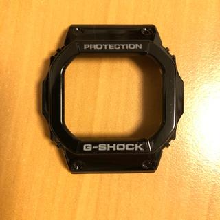 ジーショック(G-SHOCK)のcasio純正 g-shock gw-m5610 gw-m5600ベゼル 艶あり(腕時計(デジタル))