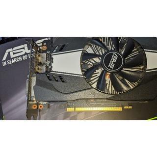 エイスース(ASUS)のGeForce1060-3GB(PH-GTX1060-3G)(PC周辺機器)