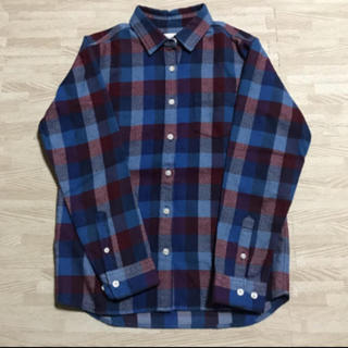 ザノースフェイス(THE NORTH FACE)のチェックシャツ(シャツ/ブラウス(長袖/七分))