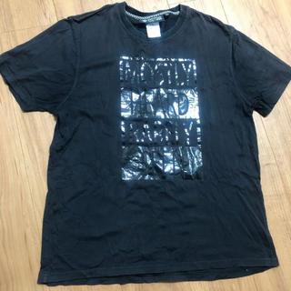 ルシェルブルー(LE CIEL BLEU)のルシェルブルー インポートMデザインTシャツ ディーゼル好きにも(Tシャツ/カットソー(半袖/袖なし))