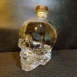 最終値下げクリスタルヘッドウォッカ フルボトル 新品未開封(蒸留酒/スピリッツ)