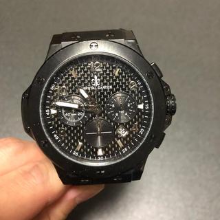 アヴァランチ(AVALANCHE)のクリスタルカーター crystal cartar(腕時計(アナログ))