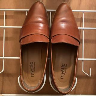 ミスティック(mystic)のmystic ローファー革靴(ローファー/革靴)