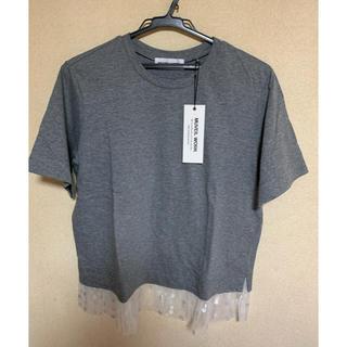 ミュベールワーク(MUVEIL WORK)のミュベイル Tシャツ(Tシャツ(半袖/袖なし))