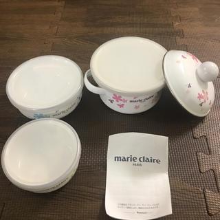 マリクレール(Marie Claire)のマリクレール ボール三点セット marie claire(食器)
