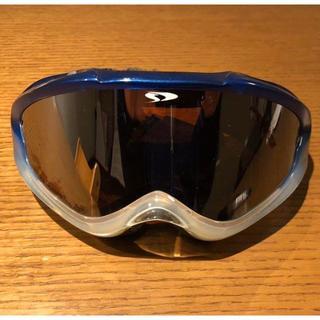 スワンズ(SWANS)のスワンズ SWANS ゴーグル ミラーレンズ ダブルレンズ スノーボード スキー(アクセサリー)