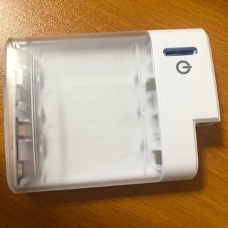 アイフォーン(iPhone)の電池式充電器(バッテリー/充電器)