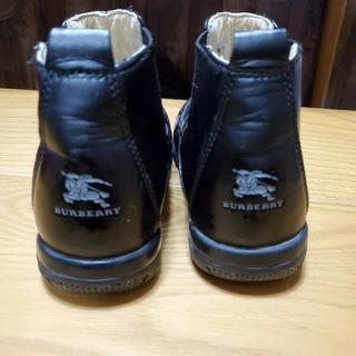 バーバリー(BURBERRY)のBURBERRYブーツ 19センチ(ブーツ)