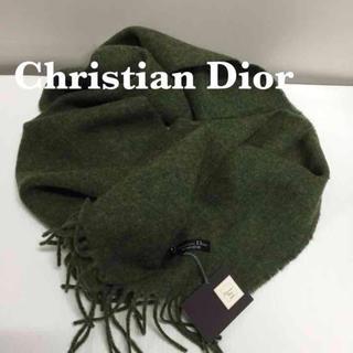 クリスチャンディオール(Christian Dior)の新品Christian Dior ウール(マフラー)
