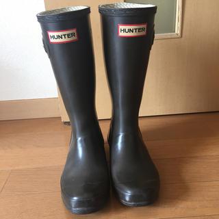 ハンター(HUNTER)のHunter kids ☆ハンターキッズ ☆長靴23センチ(長靴/レインシューズ)