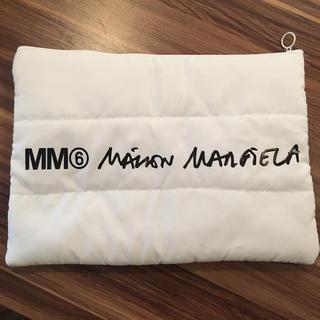 マルタンマルジェラ(Maison Martin Margiela)のお値下げ マルジェラ 付録 クラッチバッグ ポーチ(クラッチバッグ)