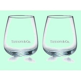 ティファニー(Tiffany & Co.)の新品未使用 TIFFANY&Co タンブラー セット ロゴ ペア 2点セット (タンブラー)