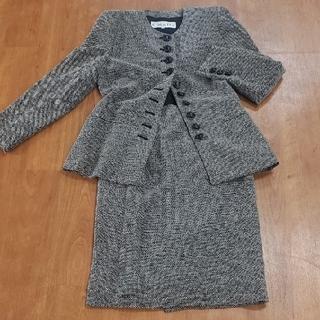 クリスチャンディオール(Christian Dior)のクリスチャンディオール ツイードスーツ (スーツ)