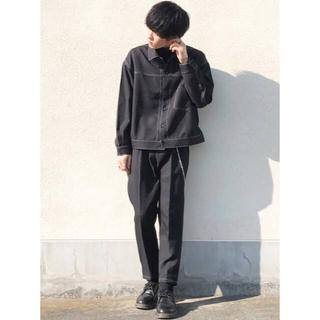 RAGEBLUE - 【人気完売品】ステッチショートブルゾン