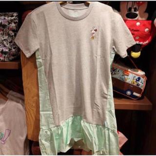 ディズニー(Disney)の香港ディズニー♡ミニーレディースチュニックワンピース(ミニワンピース)